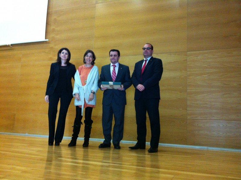 La UIB rinde un homenaje a Marilén Pol y Gabriel Barceló