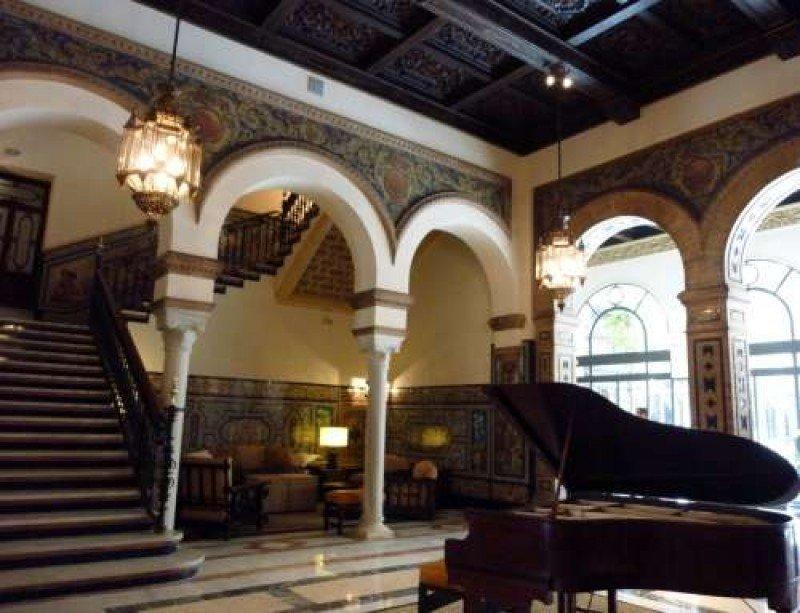 Hotel Alfonso XIII.