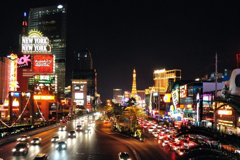 El turismo en Las Vegas genera 370.000 empleos, el 46% del total local.
