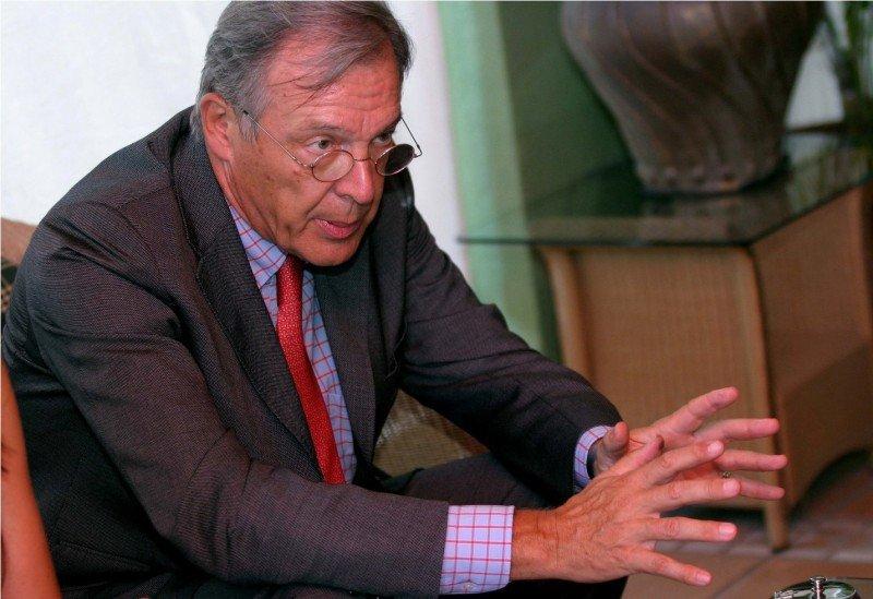 """La subida de las tasas contribuye a la caída estrepitosa del tráfico"", afirma Álvaro Middelmann"