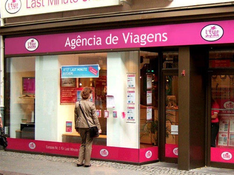 Agencia de viajes portuguesa.