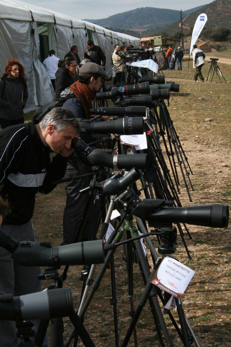 Unas 1.500 personas han participado en las conferencias sobre fotografía de la naturaleza dentro de FOTOFIO.