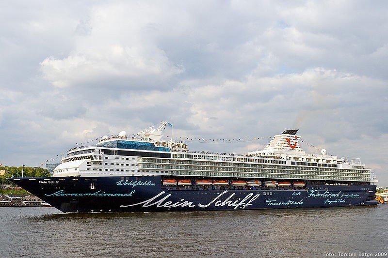 Las ventas de cruceros de las agencias alemanas resistieron en 2012