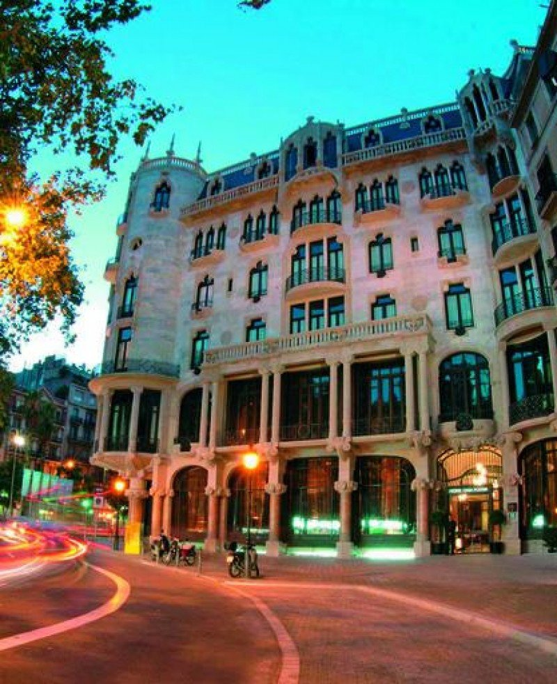 Barcelona continuó siendo el destino español líder para Expedia en 2012