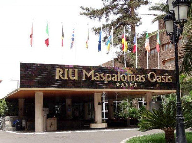 El Gobierno de Canarias apoya la postura de Riu sobre el Hotel Oasis Maspalomas
