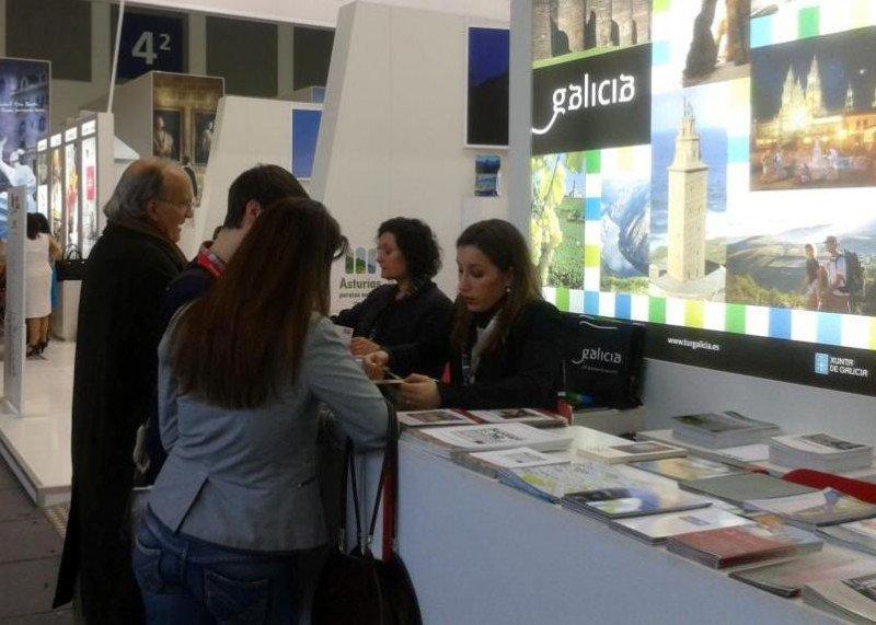 El turismo en Galicia genera 60 M € y más de 1.400 empleos directos.