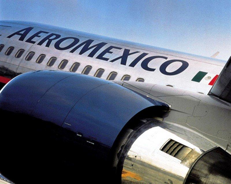 Aeroméxico aumenta frecuencias entre Madrid y Ciudad de México