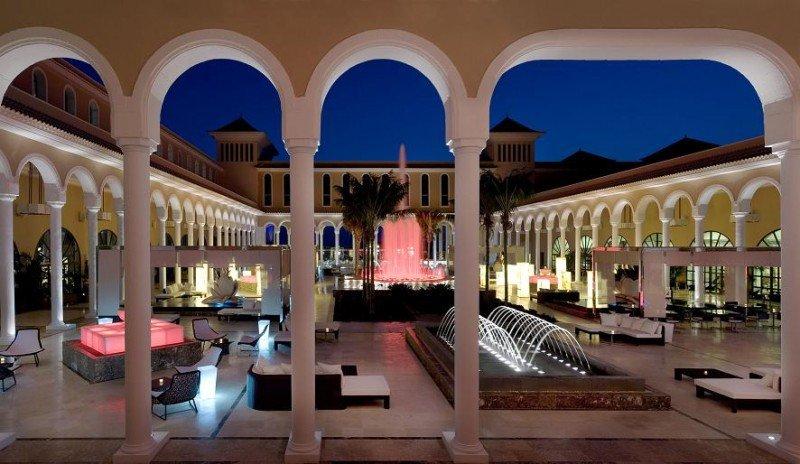 El Gran Meliá Palacio de Isora es uno de los diez casos de éxito expuestos por PwC en su estudio sobre la eficiencia energética en el sector hotelero español.