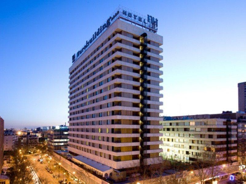 El NH Eurobuilding es uno de los hoteles afectados por el ERE.