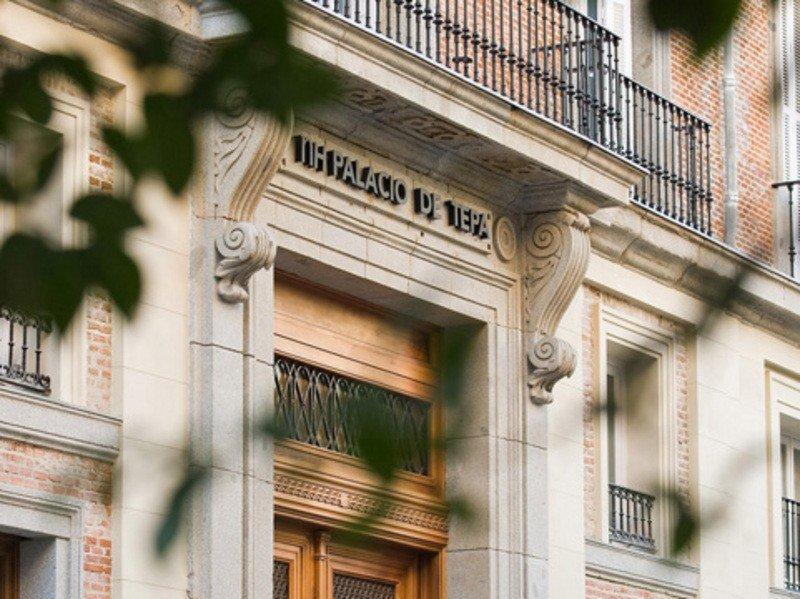 El NH Palacio de Tepa, en Madrid, es otro de los hoteles afectados por los despidos, los recortes salariales y la externalización de servicios.