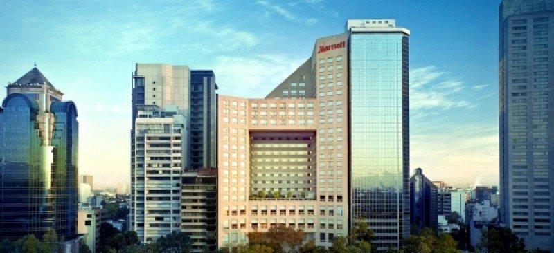 JW Marriott Hotel, Ciudad de México.