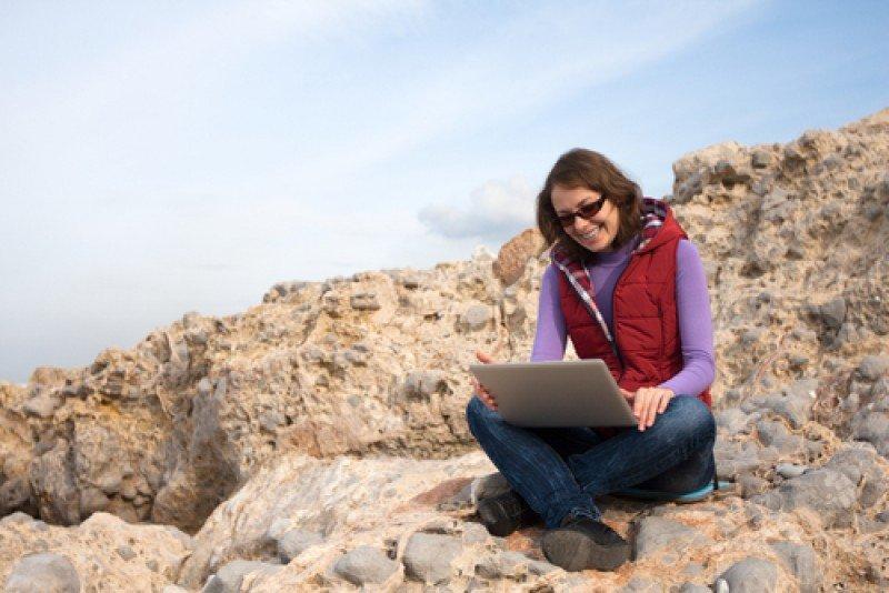 El Hierro, primera isla del mundo que estrena wifi gratis. #shu#