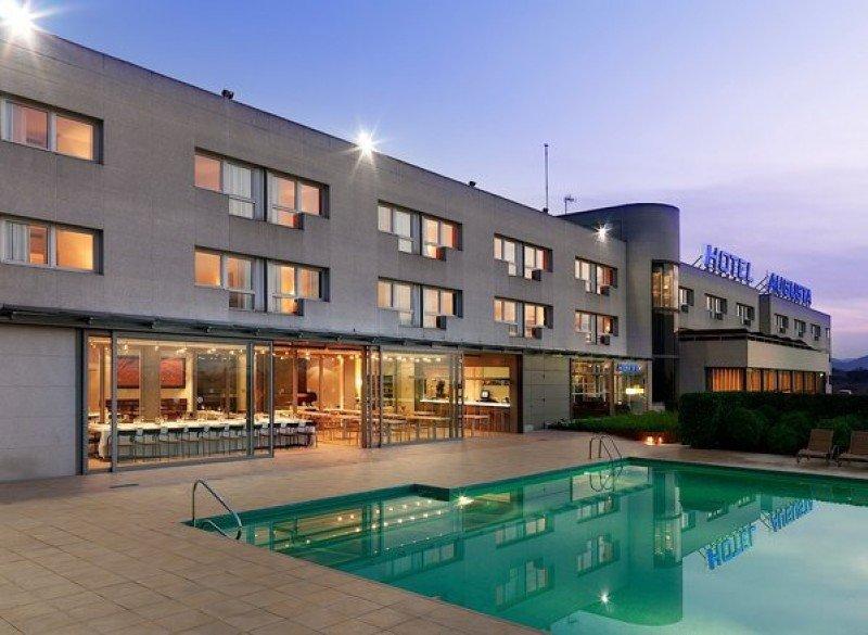 El hotel Augusta Vallés pasará a gestionarse bajo la marca Mercure el 1 de mayo.