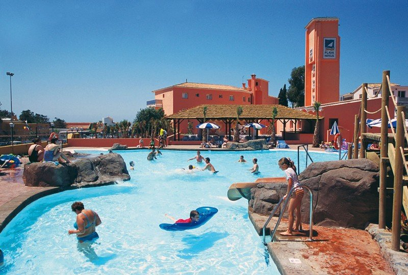 El Diverhotel Marbella (en la imagen) es uno de los cuatro que integran la nueva marca de Playa Senator.