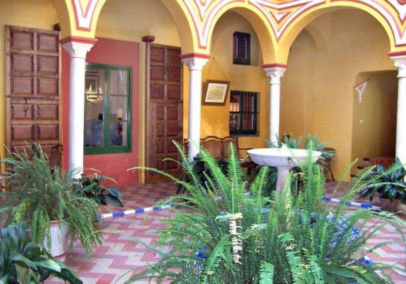 Hotel Las Casas de la Judería de Sevilla.