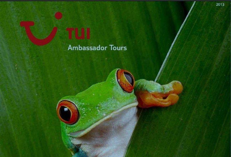 TUI Ambassador Tours lanza su nuevo monográfico sobre Costa Rica