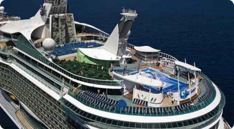 Royal Caribbean estrenará dos nuevas salidas desde Barcelona en 2014
