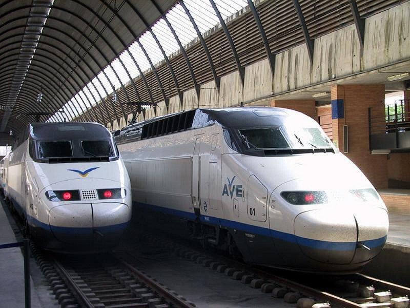 Renfe vende a Talgo su 49% en una empresa de mantenimiento de trenes AVE por 16 M €