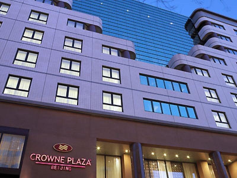 La marca Crowne Plaza se posiciona con fuerza en China.
