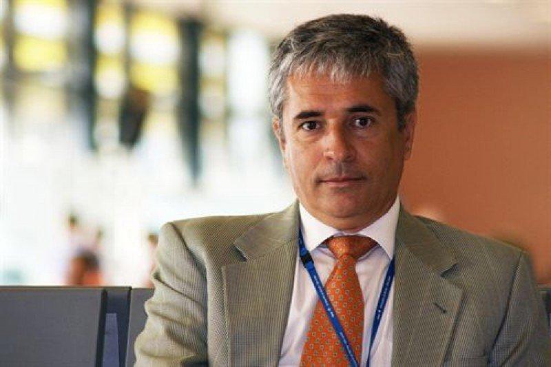Pablo Lázaro Melgar, nuevo director del Aeropuerto de Almería.