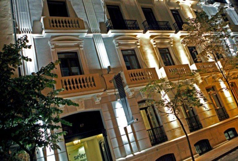El Hotel Selenza de Madrid pasó a la cartera de In Hotels en febrero de 2011.