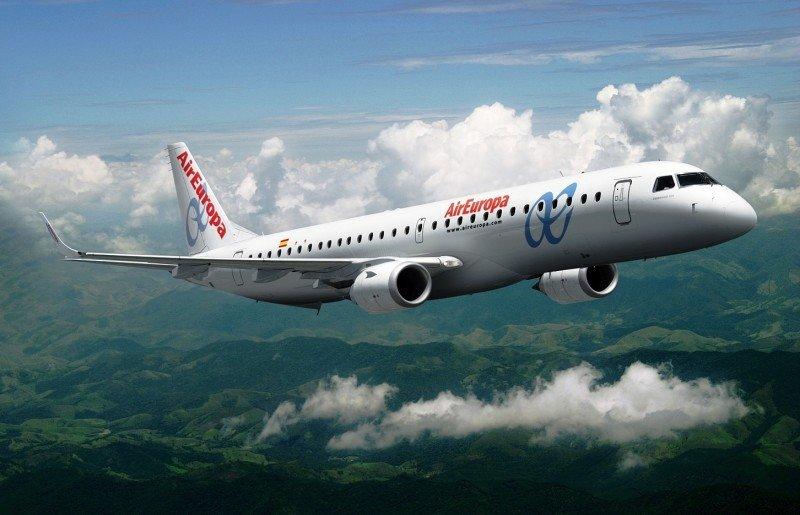 Air Europa concetará La Coruña con Madrid