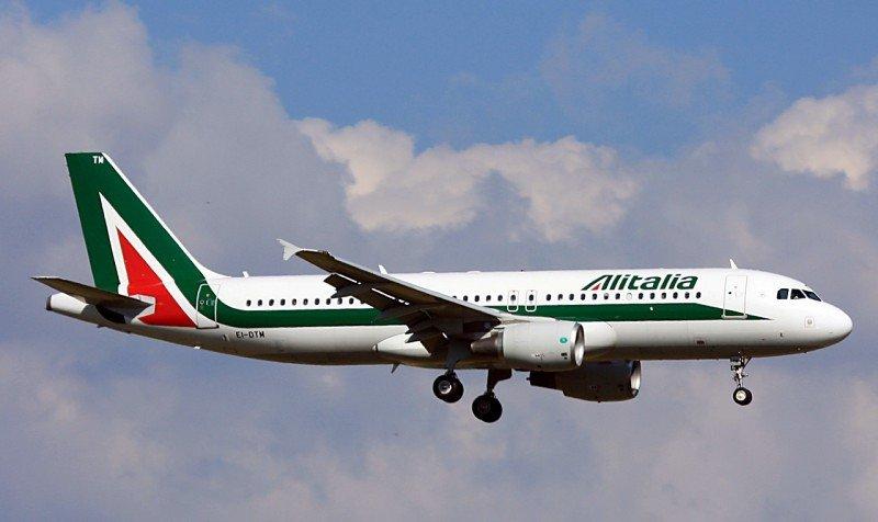 Alitalia inaugura la ruta directa Bilbao-Roma