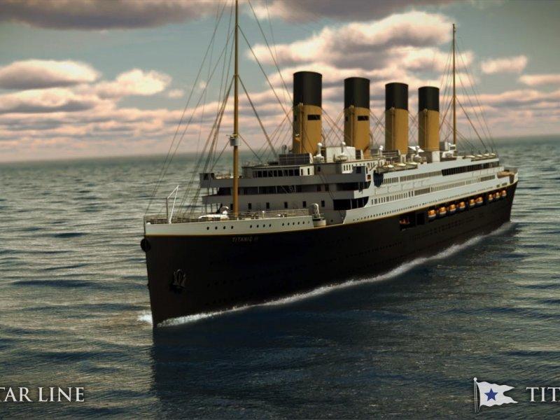 Millonario australiano se propone recrear la experiencia del frustrado viaje de 1912