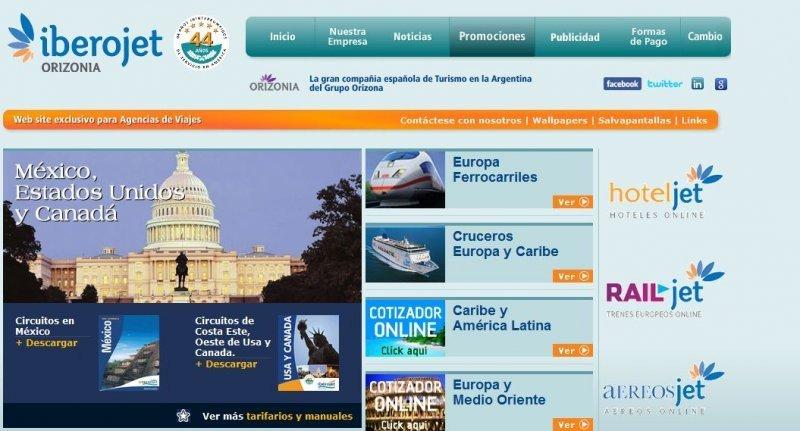 Iberojet Argentina deja de operar por falta de fondos para pagar a proveedores.