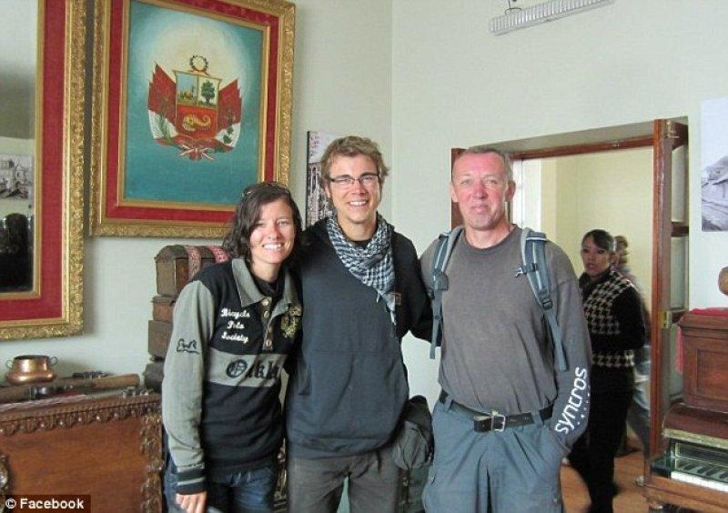 Para Neal el viaje por Perú fue una de las mejores experiencias de su vida