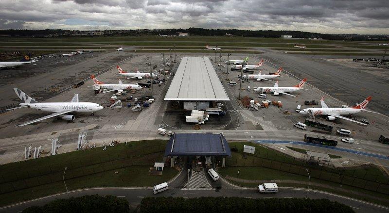 El tráfico aéreo mundial aumentó un 2,7% en enero.