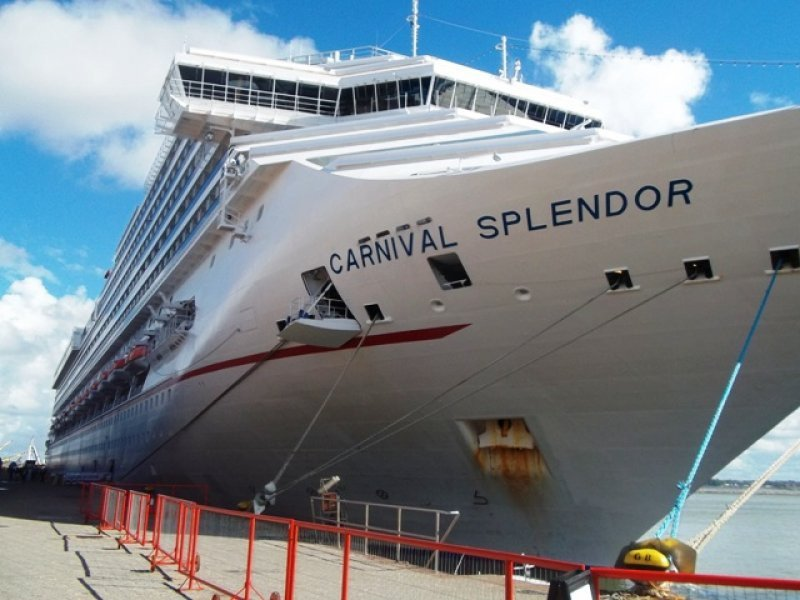 Viajes de uruguayos en cruceros crecieron entre 30% y 40% por año desde 2008