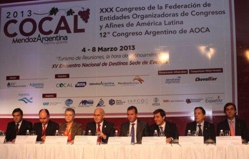 Turismo de reuniones: la región aspira a posicionarse entre los diez destinos del mundo.