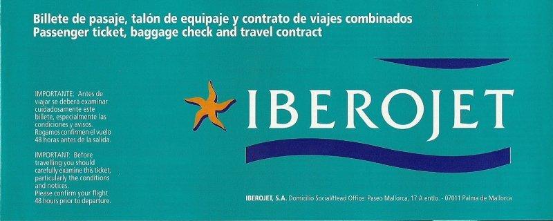 Iberojet clausuró su oficina en Montevideo y dejó de operar