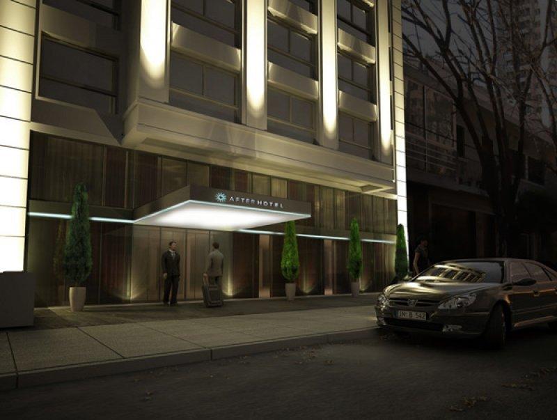 Hotel After deberá autorizar su dársena frente a dirección de Tránsito de Montevideo