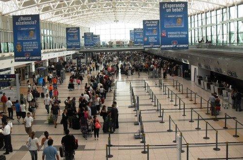 En Argentina el transporte aéreo es una de las áreas problemáticas.