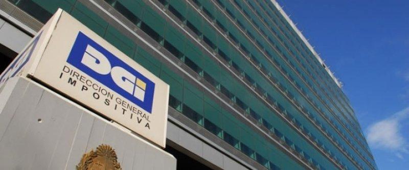 Sede de la Dirección General Impositiva (DGI)