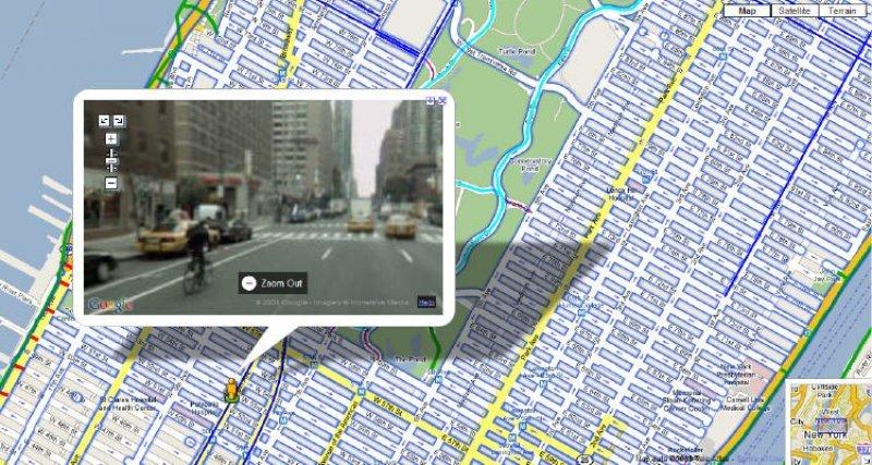 Google pagará US$ 7 millones por vulnerar privacidad con Street View.