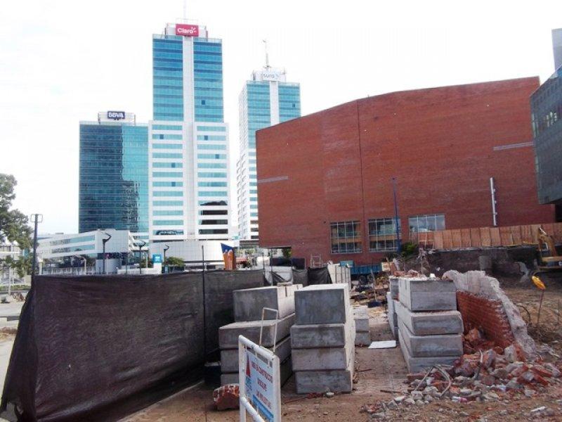 Las obras comenzaron en febrero y culminarán en 2015