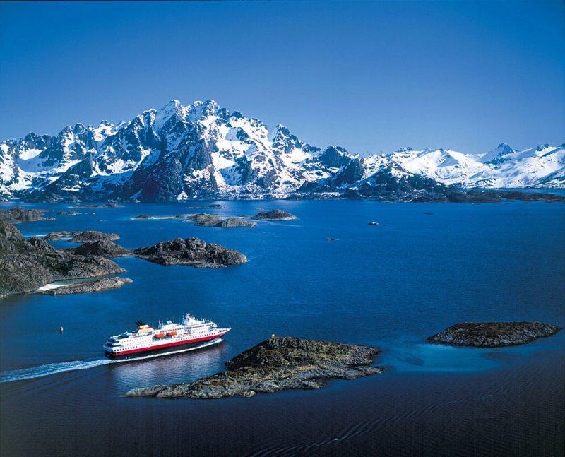 Aumentó la popularidad de los cruceros 'de agua fría' por el norte de Europa