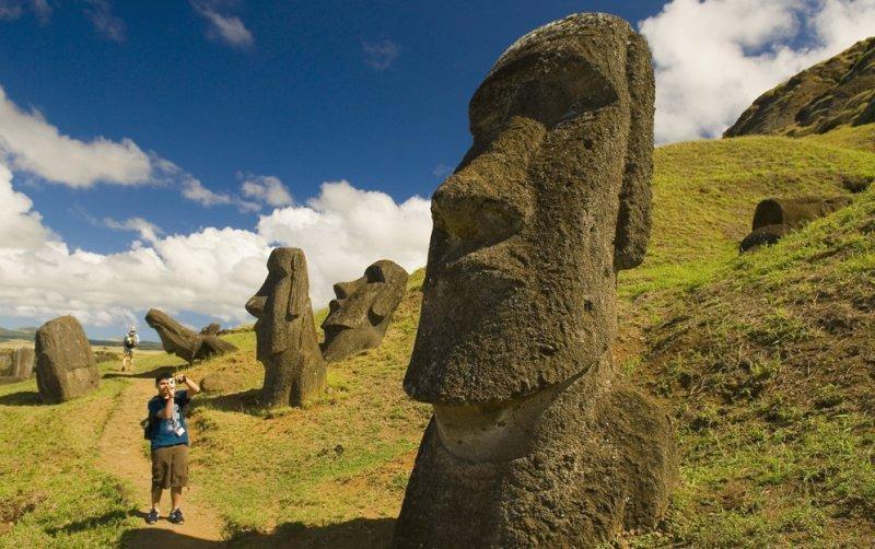 El turismo interno en Chile duplica los números de hace cinco años.