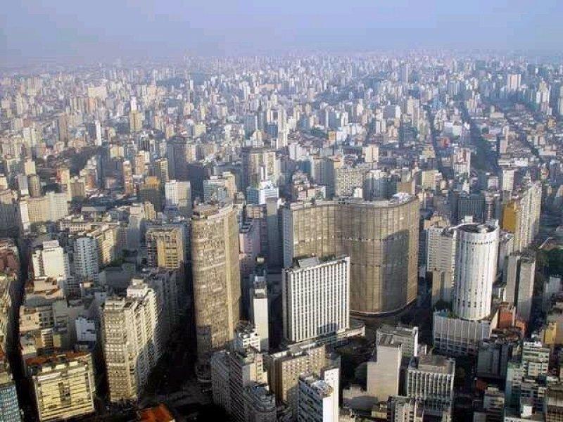 La populosa ciudad es la capital financiera y de negocios de Brasil
