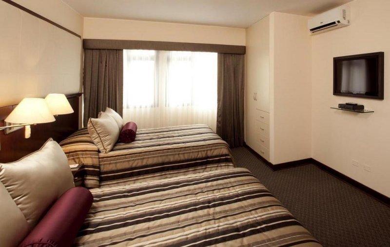 El sector hotelero de Perú creció un 8,86% en 2012.