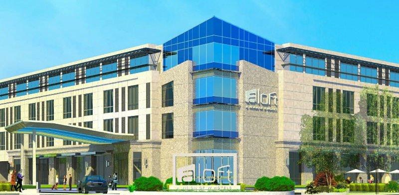 Starwood abre su primer Aloft en Silicon Valley.