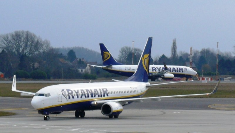 Con el nuevo encargo la flota de Ryanair llegará a las 400 aeronaves