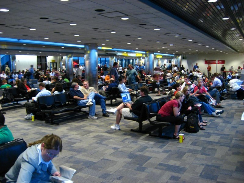 La 'gestión del flujo de pasajeros en aeropuertos' es uno de los puntos en los que se acordó cooperar
