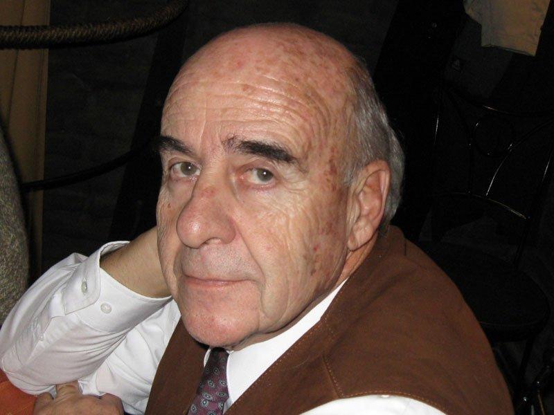 Mario Amestoy, fundador y expresidente de la Cámara Uruguaya de Turismo