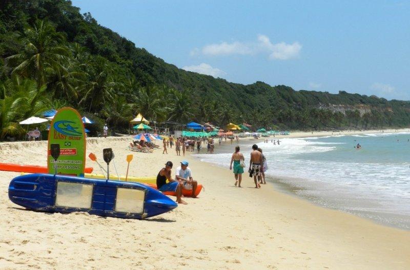 Los brasileños tienen 35 días de vacaciones, sumando días festivos.