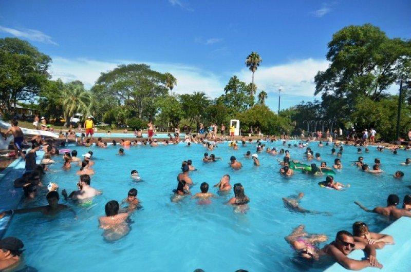 La Semana de Turismo arrancó mejor que en 2012 en el complejo de Daymán