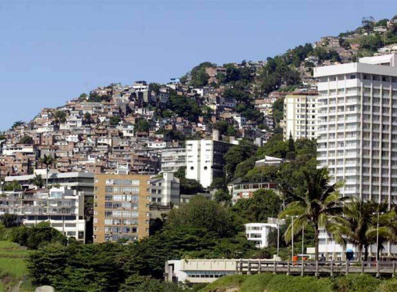 La pacificación de las favelas fue fundamental para la instalación de nuevos hoteles